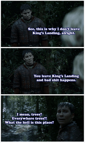 Always Sunny + Game of Thrones = Truth