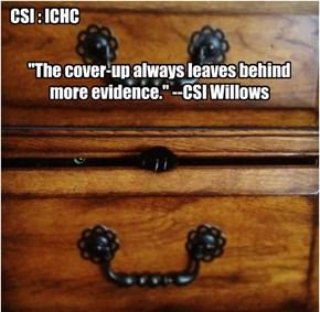 CSI : ICHC Tip #7