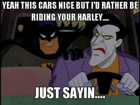 Dirty Batman Jokes
