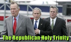 The Republican Holy Trinity