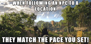 The Single Best Thing About The Witcher 3 So Far