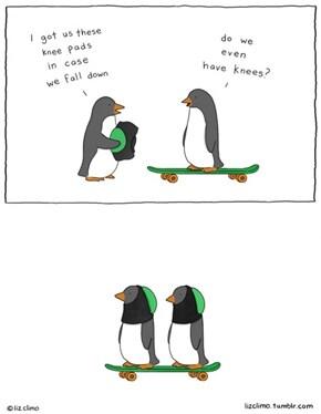 Safe Penguins