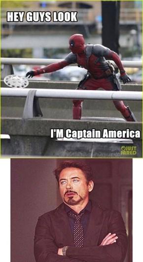 Wrong Universe, Deadpool