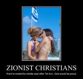 ZIONIST CHRISTIANS