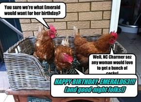 Happy WARNING birthday Emerald63!