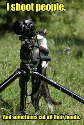 Bad Photographer!