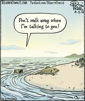 The Evolution Argument
