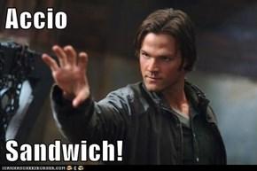 Accio  Sandwich!