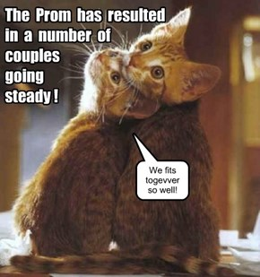 KKPS: The Prom has resulted in romance!
