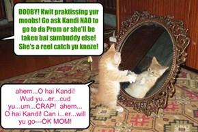Dooby will ask Kandi to da KKPS Prom!