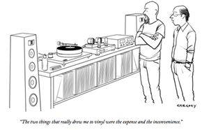 What Most People Who Listen to Vinyl Records Are Really Saying