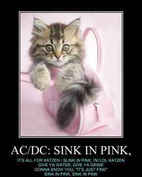 AC/DC: SINK IN PINK,
