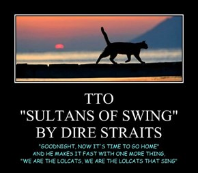 "TTO ""SULTANS OF SWING"" BY DIRE STRAITS"