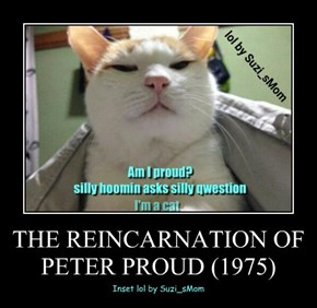 THE REINCARNATION OF PETER PROUD (1975)