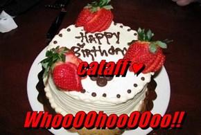 cataff ♥ WhooOOhooOOoo!!