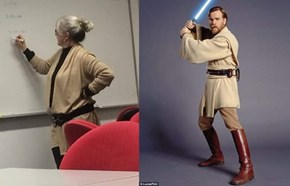 Jedi School Isn't All Fun and Lightsabers
