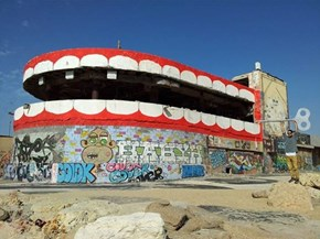 An Old Disco in Tel Aviv Gets the Wind-Up Teeth it Desperately Deserves