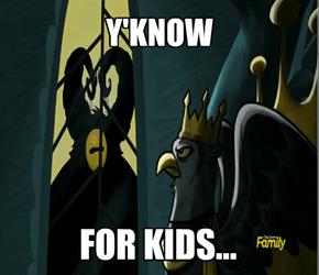 This Show Creepy AF