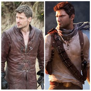 Is It Just Me, or Could Jaime Lannister Totally Pull Off Nathan Drake in the Uncharted Movie?