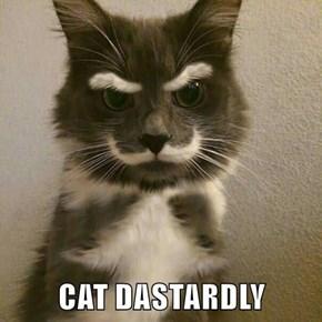 CAT DASTARDLY