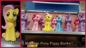Which Pony's Butt Needs My Money Most?