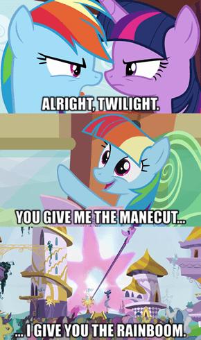 Pony Skill Swap