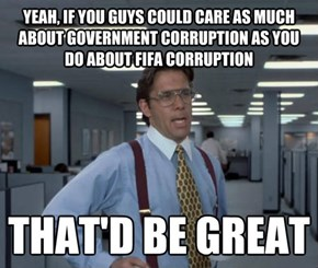 Looking at You, United States Government