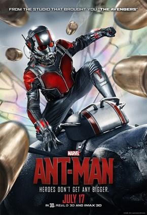 Ant-Man Is Smaller Than a Speeding Bullet