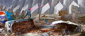 X-Men Apocalypse Art Pits Two Heroes Against Each Other