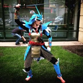 Samurai Gyarados