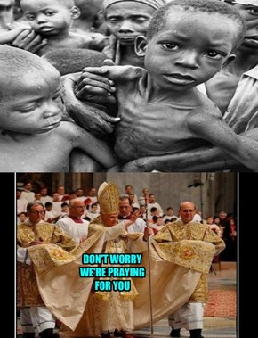 21,000 children starve to death every day