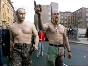 Techno Putin