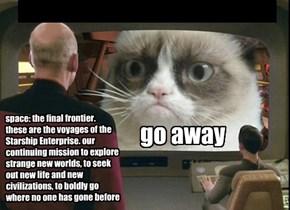 the grumpy frontier