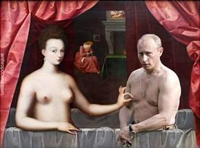 Putin Free The Nipples