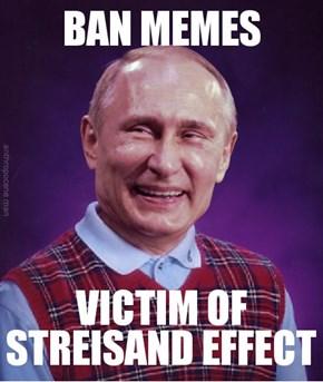Badluck Putin