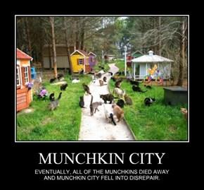 MUNCHKIN CITY