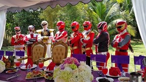 Super Sentai Wedding