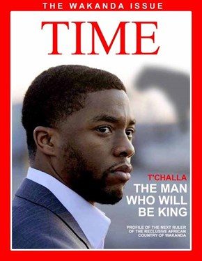 Time Magazine: Wakanda