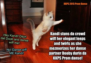 Kandi danses devinely at da Prom!