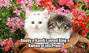 KKPS Prom King and Queen