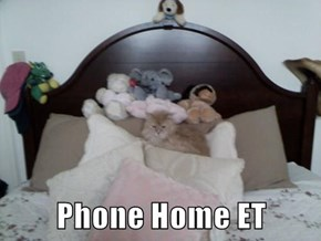 Phone Home ET