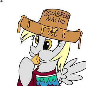 Happy Cinco de Mayo from Derpy