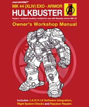 How to repair a HulkBuster