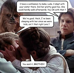 Leia - Party Girl Hall of Fame