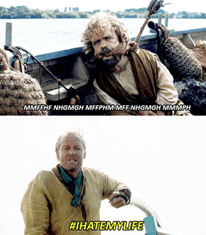 Jorah Just Can't Do Anything Right