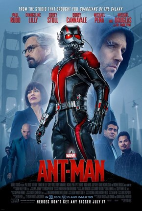 Ant-Man Posters That Look Better Than The Official