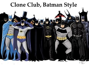 That's a Lot Of Batmen