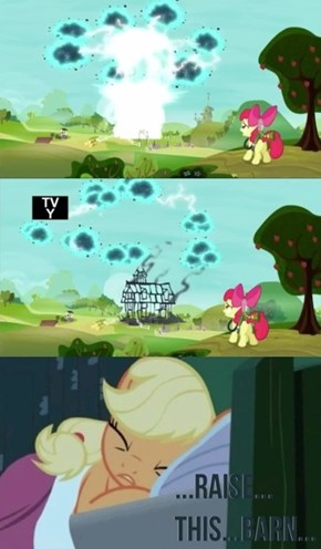 Applejack's Nightmare