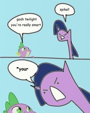 Grammar Princess