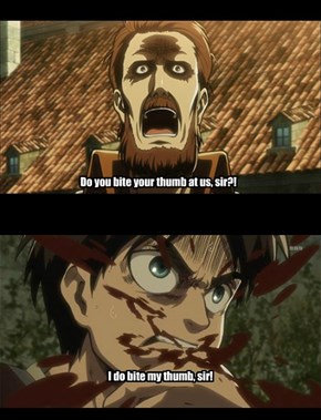 Shingeki no Shakespeare